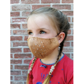 Captain Cork Cork Mask NATURAL KIDS