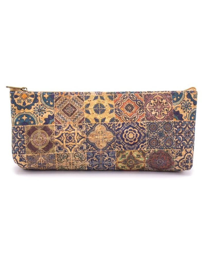 AZULEJO MIX- Pencil case out of CORK