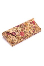Captain Cork AZULEJO - Box For Glasses hard cover out of cork