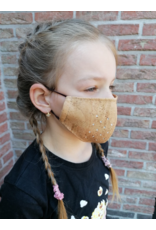 CORK MASKS  FAMILY PACK(2 adults and 2 kids) 4 masks and 4 ear savers (ADVANTAGE OF 10 euro)
