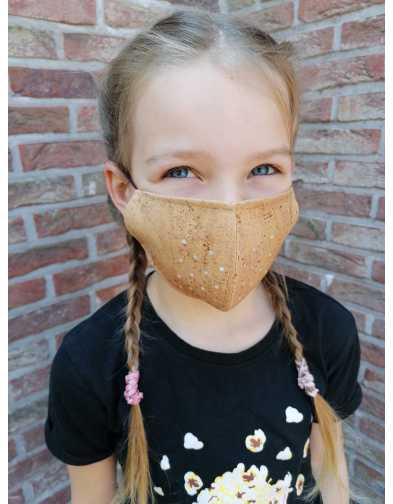 FAMILY PACKAGE MASKS (2 adults and 2 kids) 4 masks and 4 ear savers (ADVANTAGE OF 10 euro)