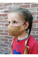 CORK Masks FAMILY PACKAGE (2 adults and 3 kids) 5 masks and 5 ear savers( advantage of 15 euro)