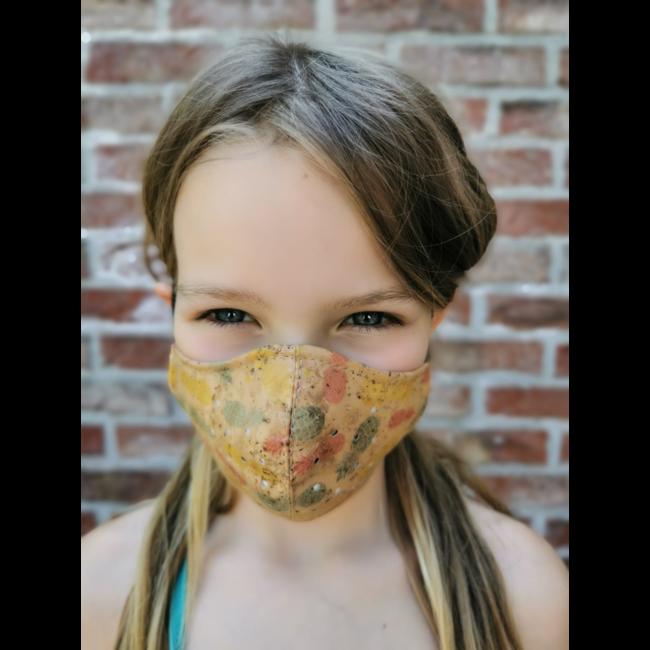 Cork mask PINEAPPLE