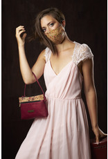 FLOWER Cork Mouth Mask Next Generation PLUS extra cotton filter