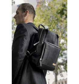 Captain Cork SAM - Business Laptop Back Pack  BLACK