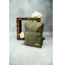 Captain Cork SAM - Business Laptop Back Pack ARMY GREEN
