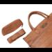 Captain Cork GIA_TOBACCO _ CORK shoulder bag