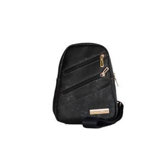 Captain Cork BENTLEY - CORK city backpack BLACK