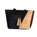 Captain Cork ESMERALDA - CORK shoulder bag BLACK