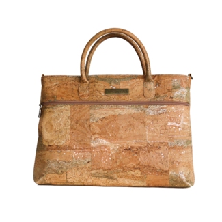 Captain Cork GIA - Sac bandoulière CORK GOLDEN SHIMMER
