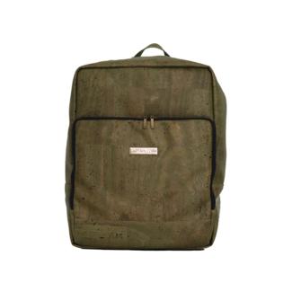 SENNE - Sac à dos pour ordinateur portable professionnel ARMY GREEN