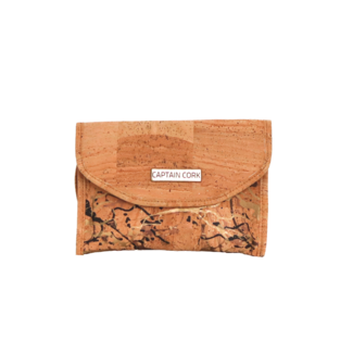 Captain Cork GWENDOLYN_ CORK shoulder bag FOREST GOLD