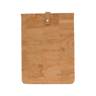 Captain Cork CORK laptopsleeve NATUREL SMALL