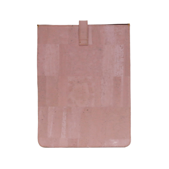 Captain Cork CORK laptopsleeve PINK SMALL
