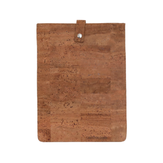 Captain Cork CORK laptopsleeve TOBACCO LARGE