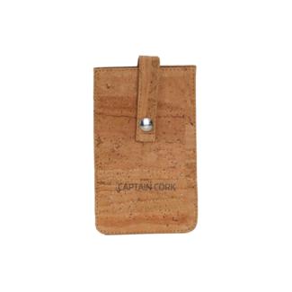 Captain Cork CORK phone pouch NATURAL