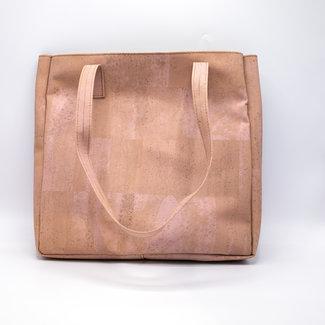 Captain Cork ODETTE_PINK_CORK tote bag