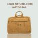 Captain Cork LEWIE_NATURAL_CORK laptop bag