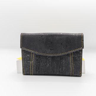 Captain Cork MARIT_BLACK _ CORK wallet