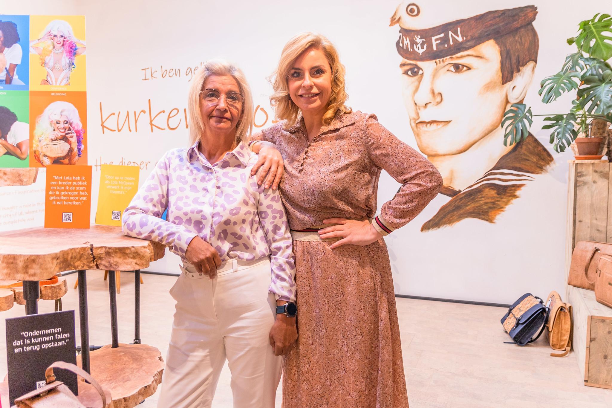 Moederdagspecial met Tinneke: mama van La Capitaine Ina De Quint  (zaakvoerder Captain Cork)