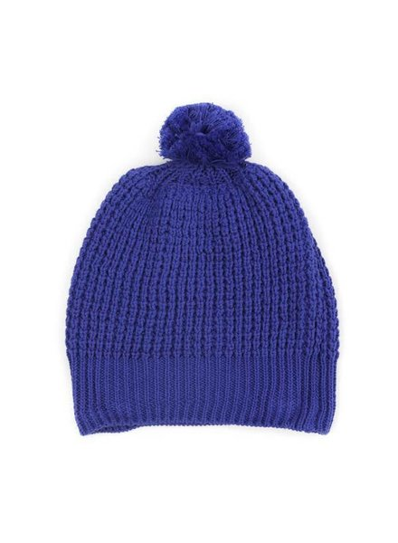 hat - royal blue