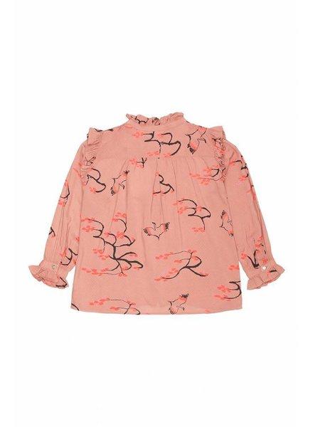 OUTLET // blouse TILDE - old rose sakura