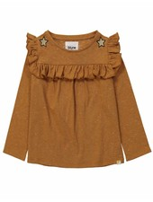 OUTLET // blouse Magic - Curry