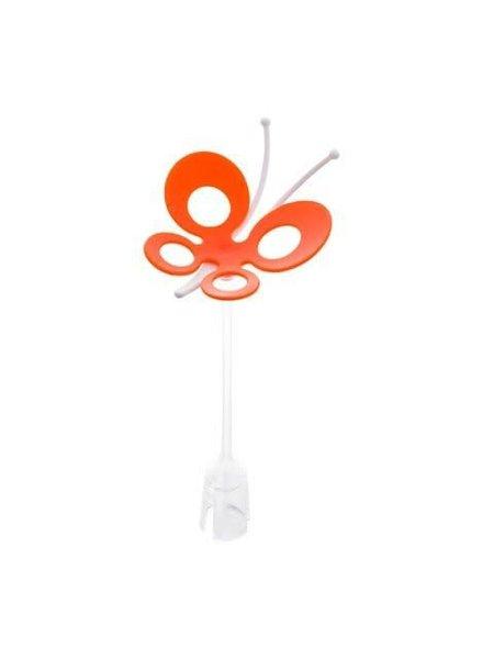OUTLET // accessoire afdruiprek - vlinder