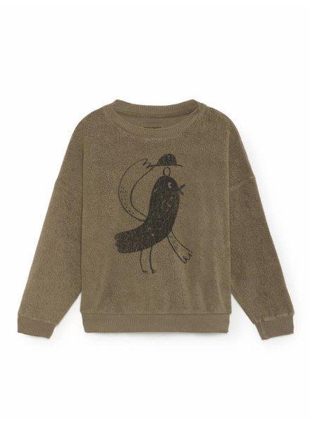 sweatshirt - bird sheep