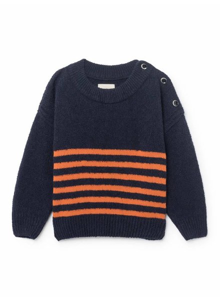 OUTLET // pull - striped