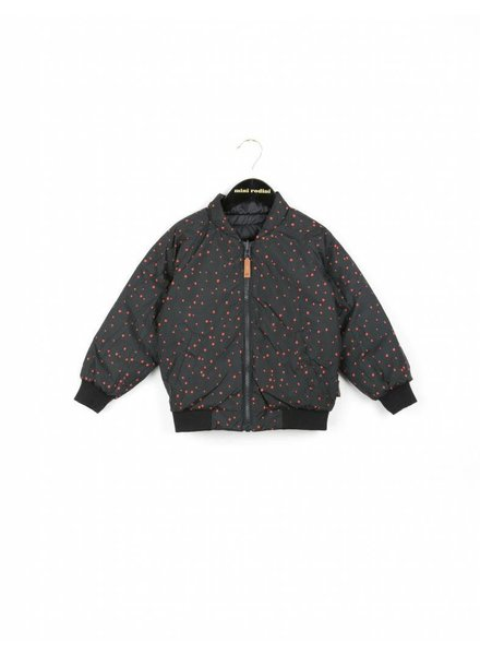 OUTLET // Reversible jacket - black
