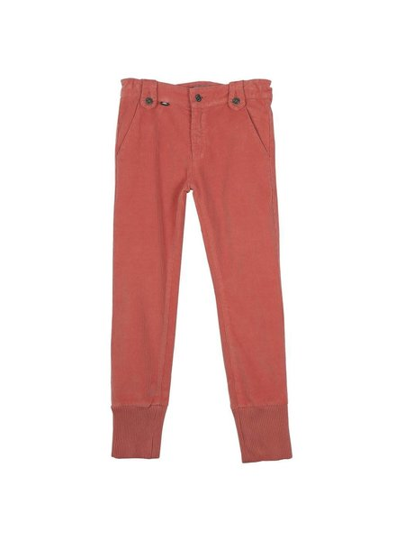 OUTLET // trouser - Rouge
