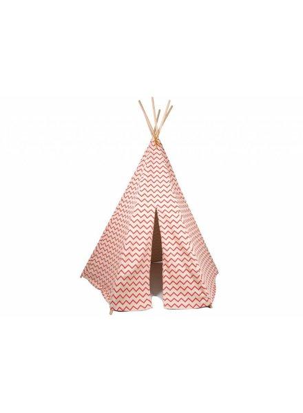 Tipi Arizona - Zig Zag Pink