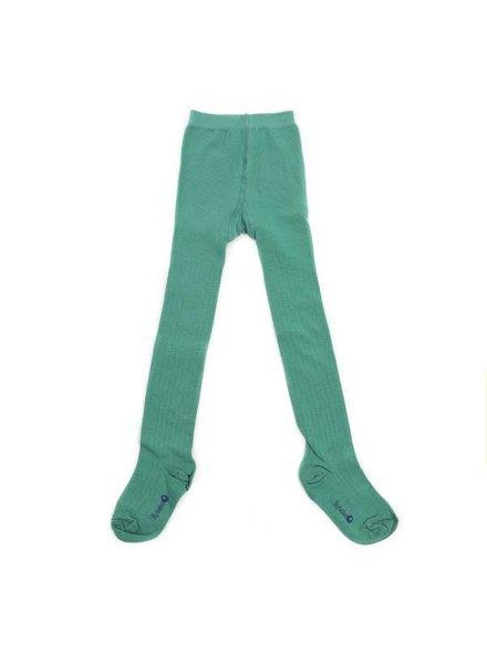 OUTLET // tights EVA - sage green