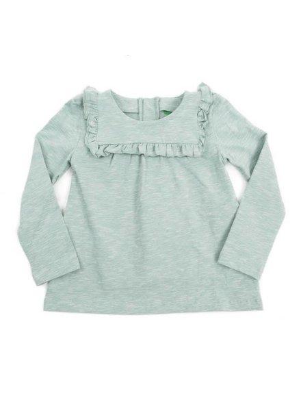 t-shirt GINETTE - sage green