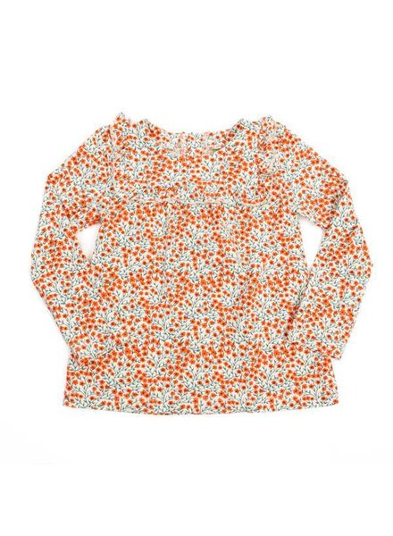OUTLET // t-shirt GINETTE - flowers