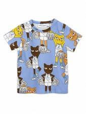 t-shirt Cheercats - blue