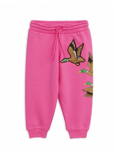OUTLET // sweatpants Duck - cerise