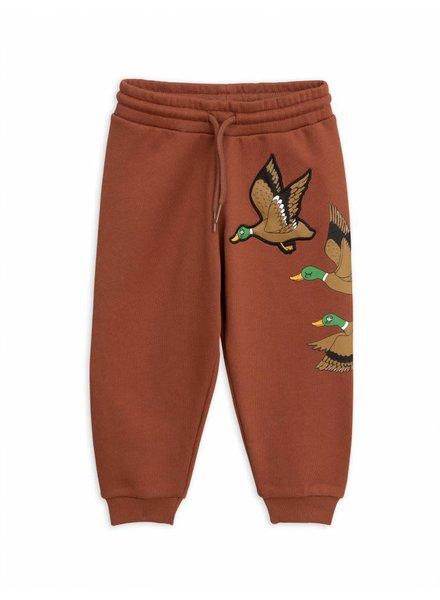 sweatpants Duck - brown