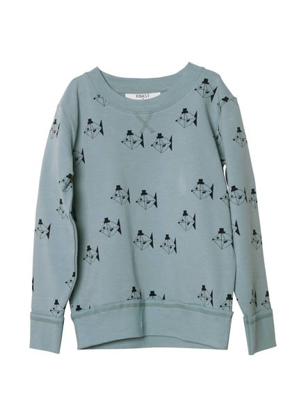 sweater Mr. Jolly - ocean