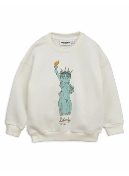 OUTLET // sweater Liberty - white