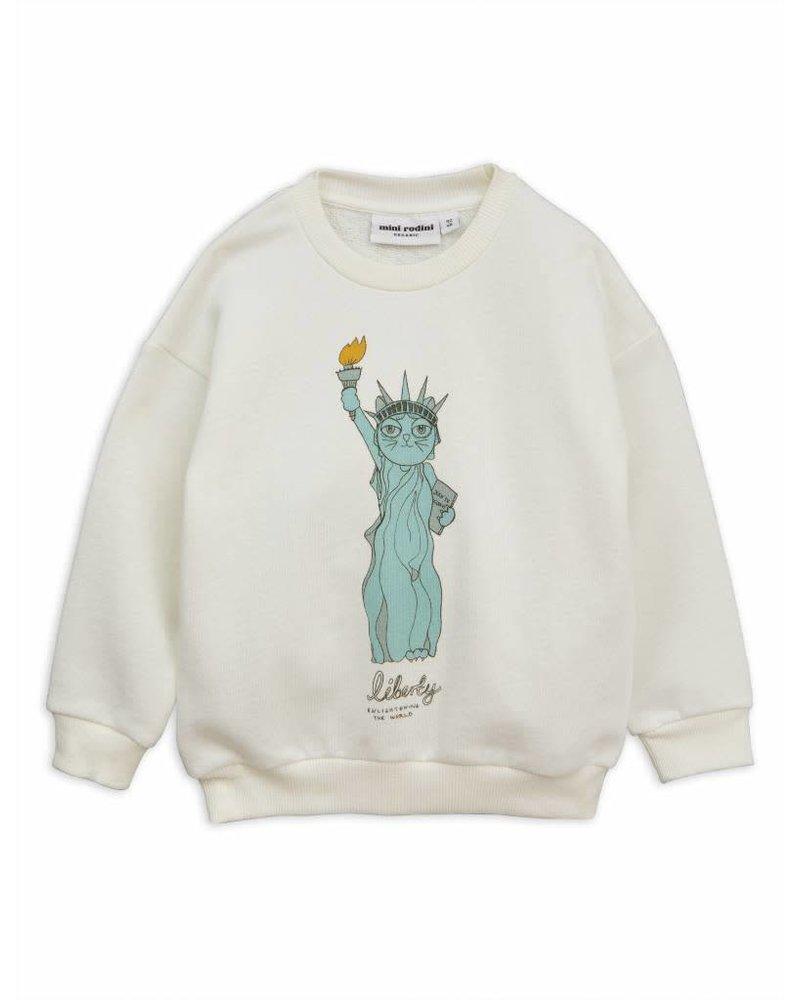 sweater Liberty - white