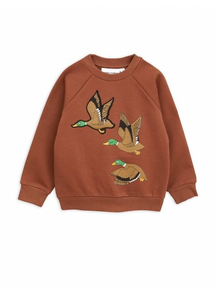 sweater Duck - brown