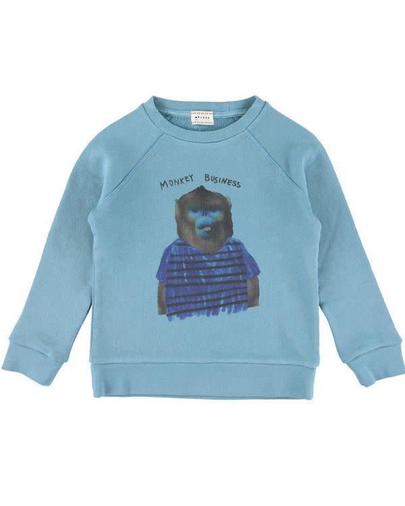 sweater - Bass Monkeybusiness Wave