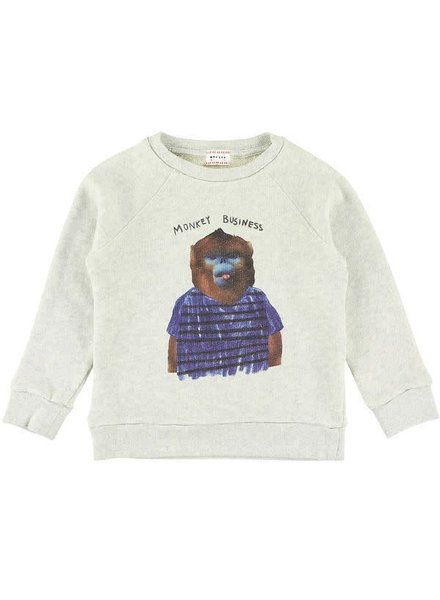 sweater - Bass Monkeybusiness Grischine