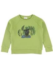 sweater - Bass Jungle king lizard