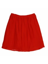 skirt MANDY - mars red