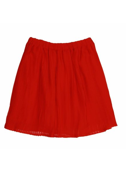 skirt MANDY - mars red