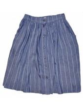 skirt - Haley Reto Bleu