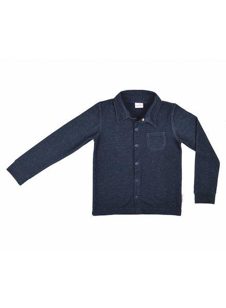 shirt Demin Blue
